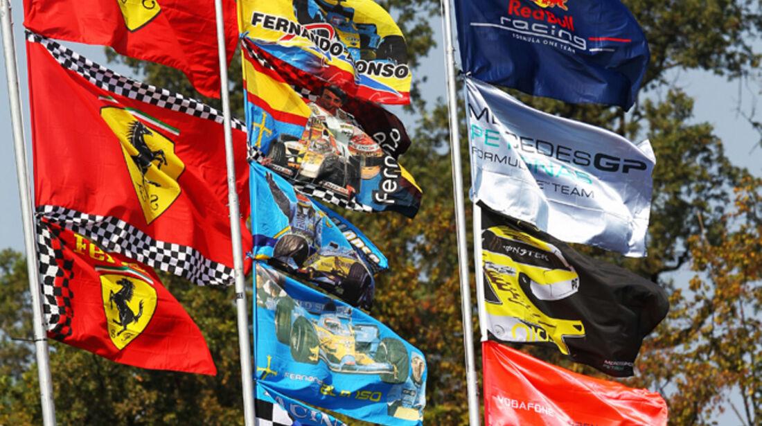 Fans - Formel 1 - GP Italien - 7. September 2013