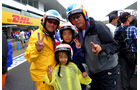 Fans - Formel 1 - GP Japan - Suzuka - 24. September 2015