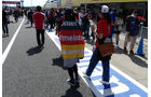 Fans - Formel 1 - GP Japan - Suzuka - Donnerstag - 6.10.2016