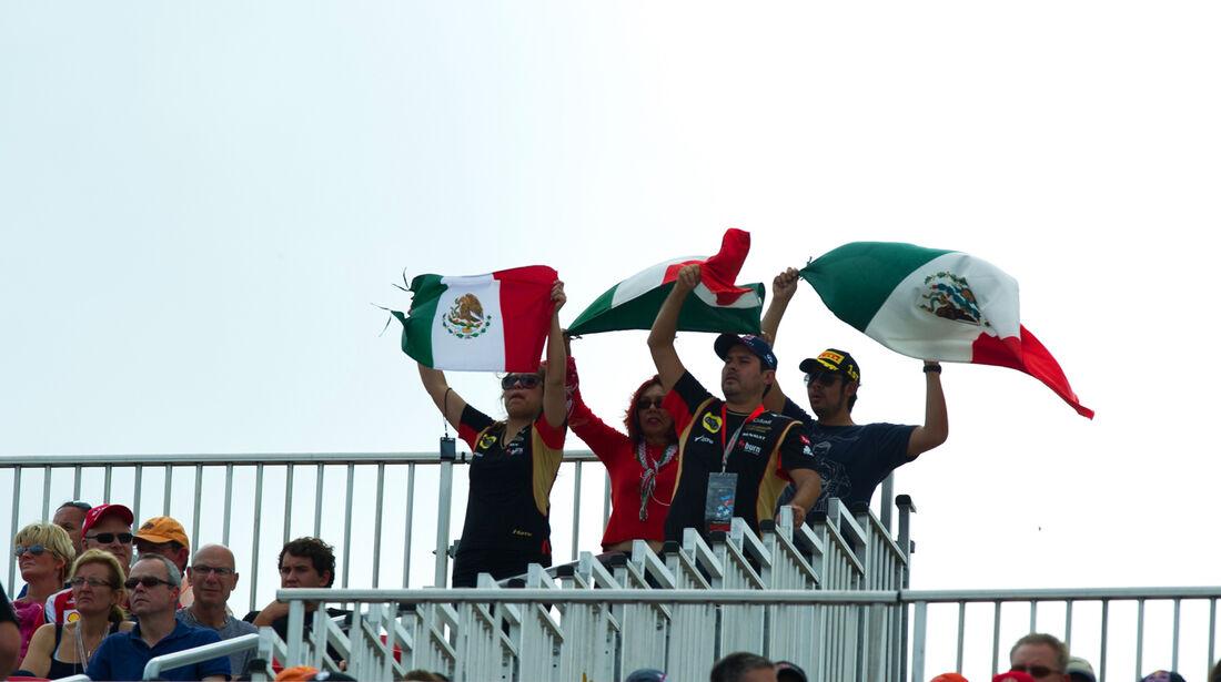 Fans - Formel 1 - GP USA - 16. November 2013