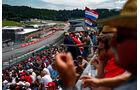 Fans - GP Österreich 2017 - Spielberg - Qualifying