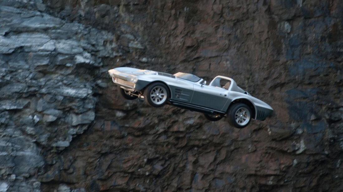 Fast & Furious Five, Corvette Grand Sport