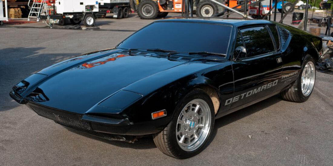 Fast & Furious Five, De Tomaso Pantera, Lamborghini-Stil