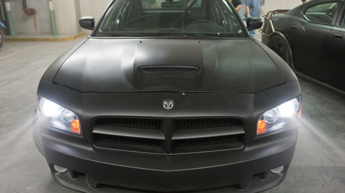 Fast & Furious Five, Dodge