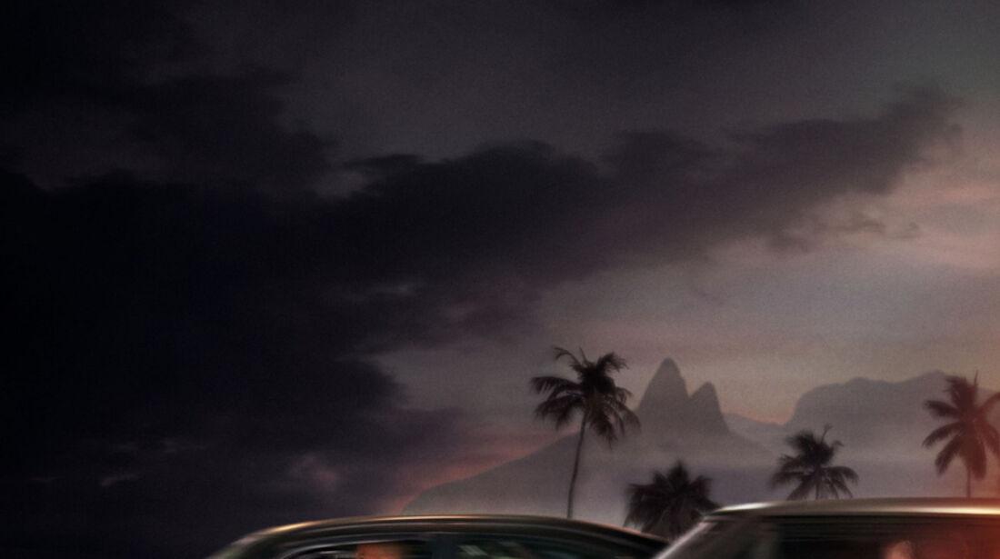 Fast & Furious Five, Filmplakat