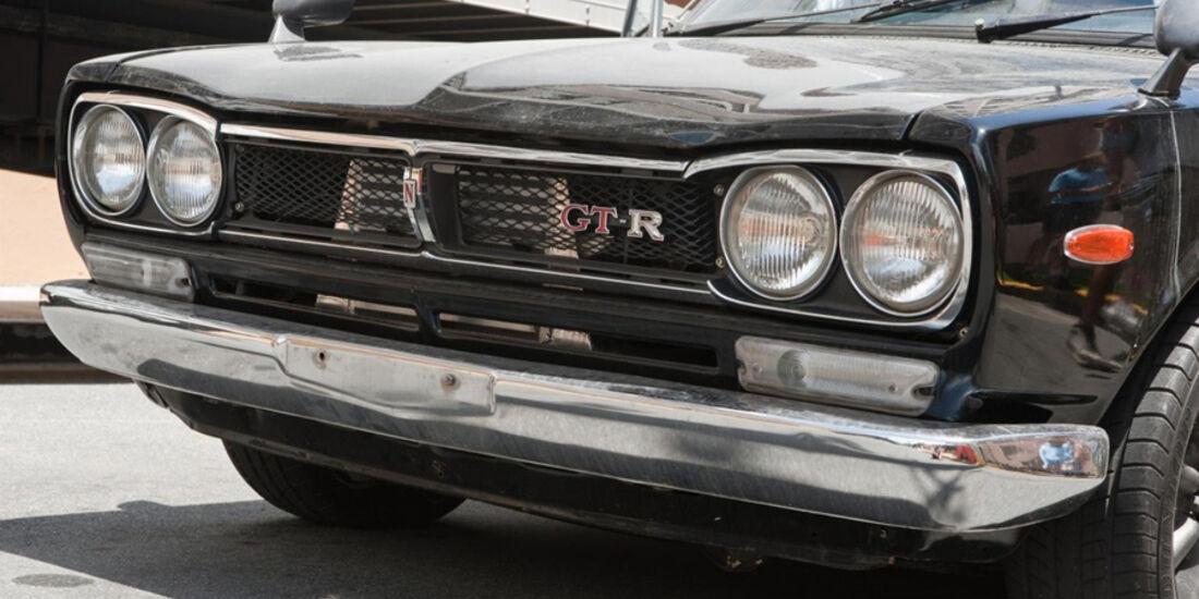 Fast & Furious Five, Skyline GT-R