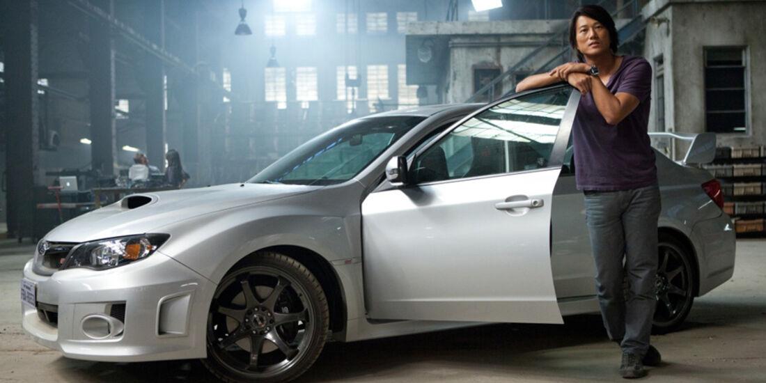 Fast & Furious Five, Subaru WRX STi
