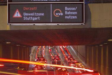 Stuttgart muss auch EU5-Dieselverbannen