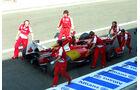 Felipe Massa - Ferrari - Formel 1 - GP Italien - Monza - 6. September 2013