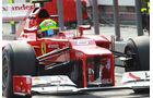 Felipe Massa - Ferrari - GP Malaysia - Training - 23. März 2012