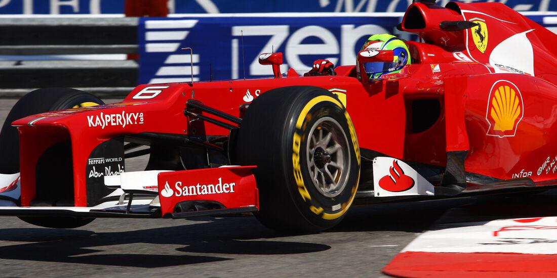 Felipe Massa Formel 1 2012