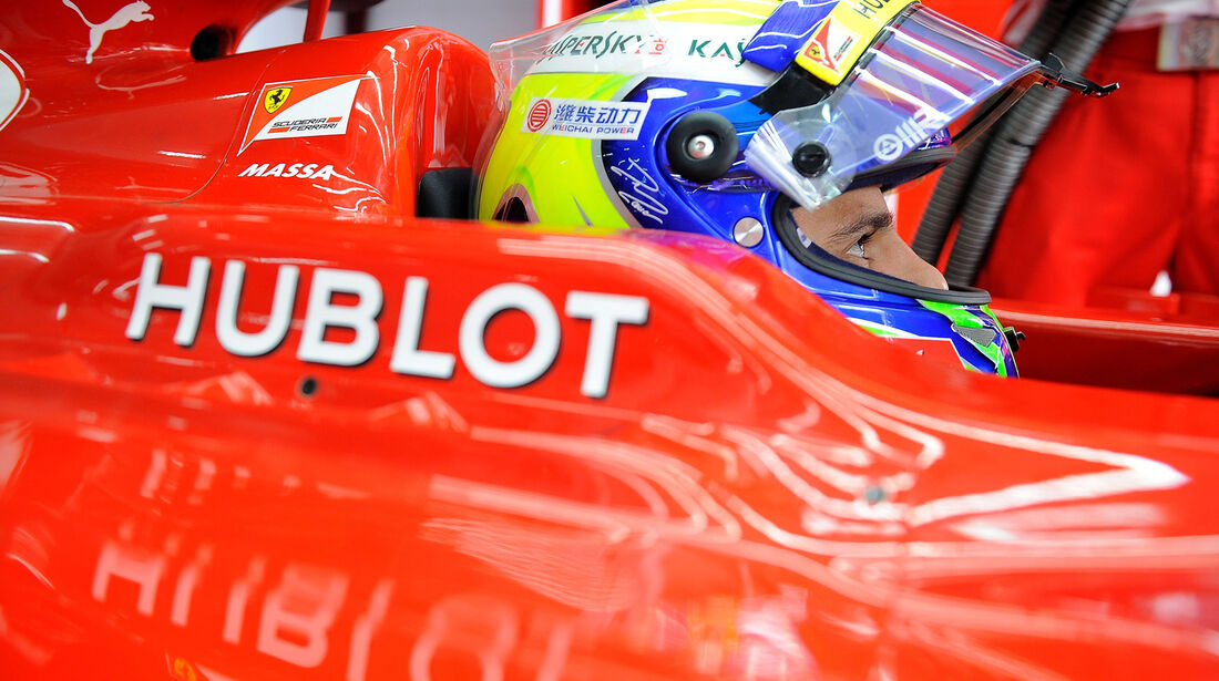 Felipe Massa - Formel 1 - GP Bahrain - 20. April 2013