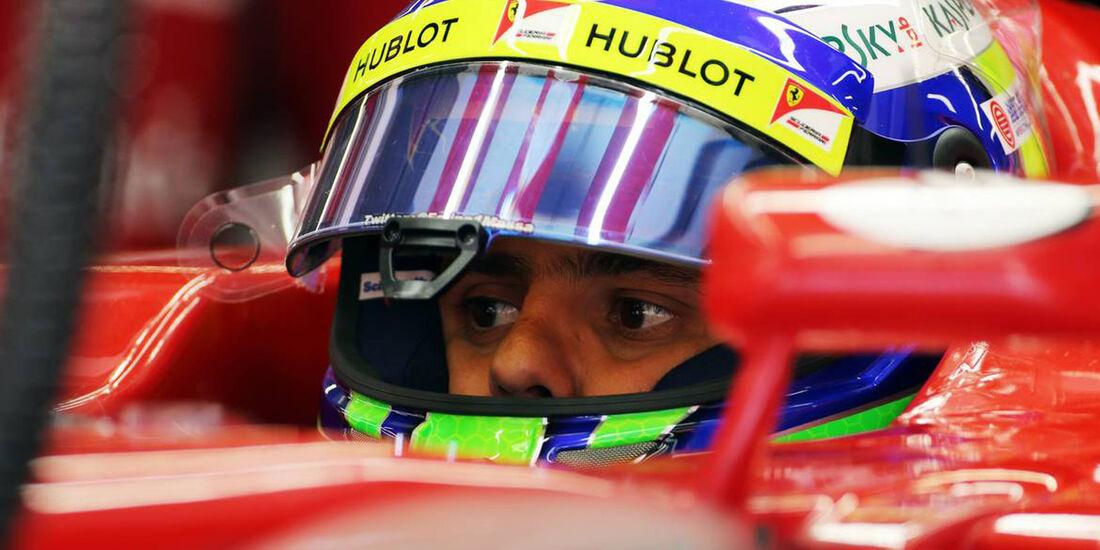 Felipe Massa  - Formel 1 - GP China - 12. April 2013