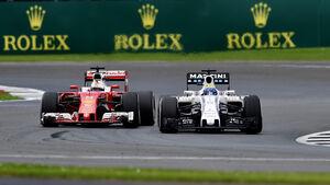 Felipe Massa - Formel 1 - GP England 2016