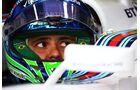 Felipe Massa  - Formel 1 - GP Monaco - Donnerstag - 21. Mai 2015