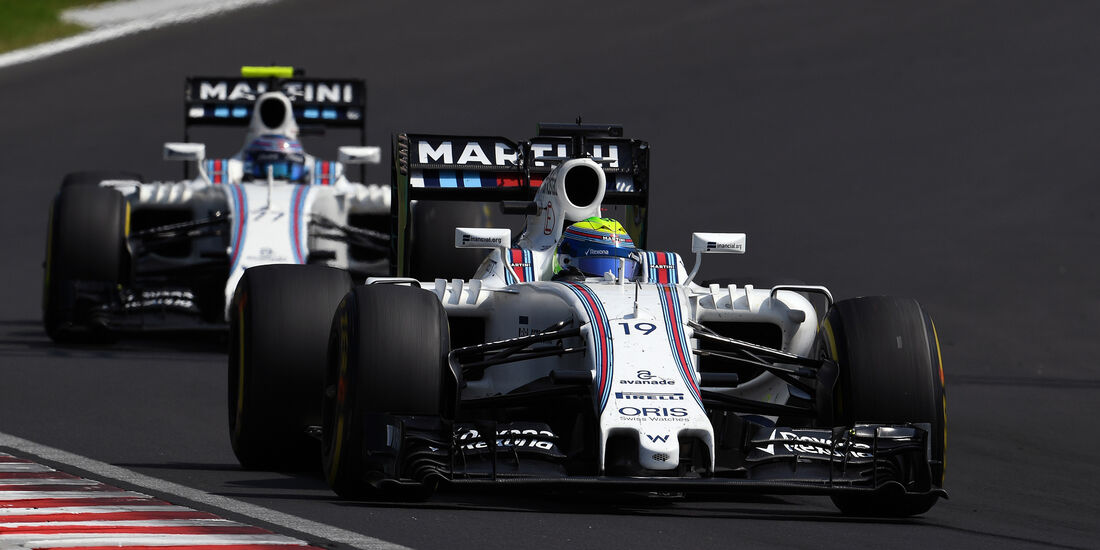 Felipe Massa - Formel 1 - GP Ungarn 2016