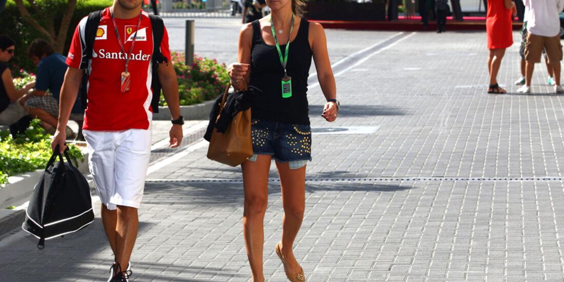 Felipe Massa - GP Abu Dhabi - 10. November 2011