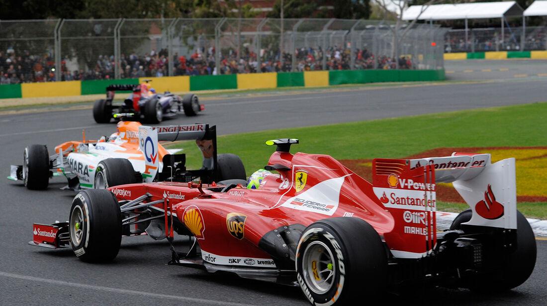 Felipe Massa - GP Australien 2013