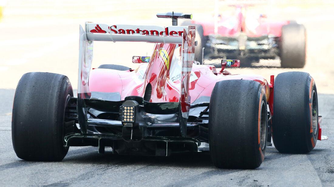 Felipe Massa GP Italien 2013
