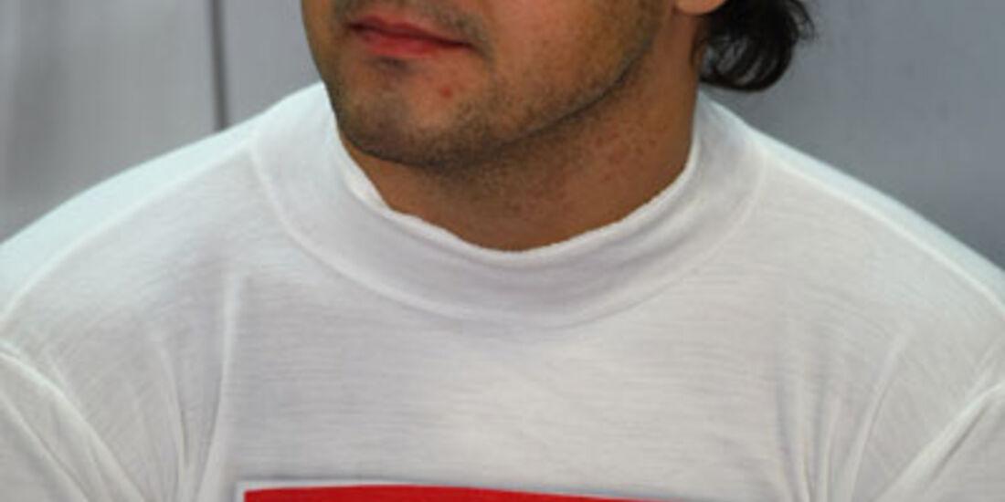 Felipe Massa - GP Italien - Monza - 9. September 2011
