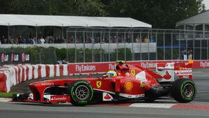 Felipe Massa GP Kanada 2013