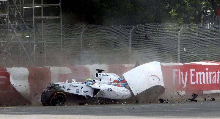 Felipe Massa - GP Kanada 2014