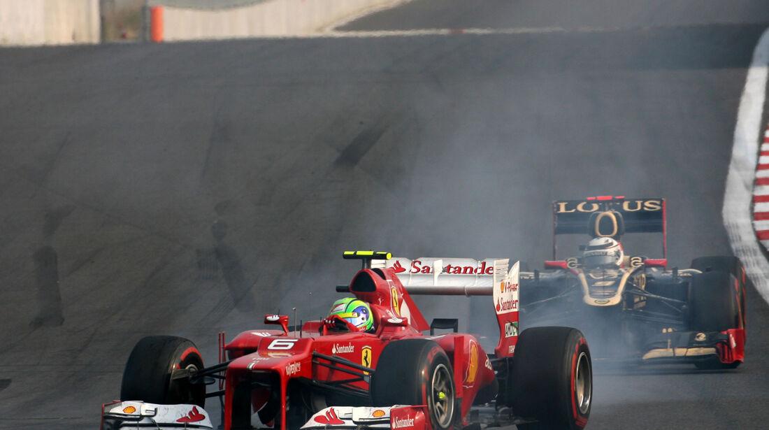 Felipe Massa GP Korea 2012