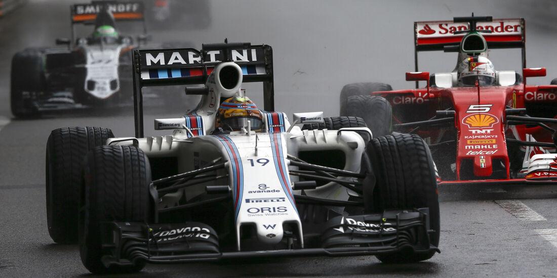 Felipe Massa - GP Monaco 2016