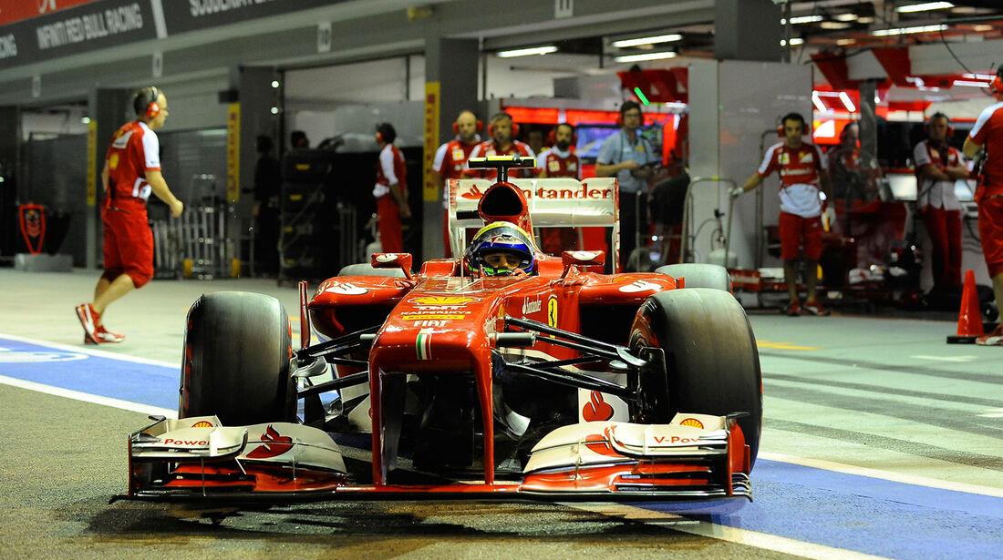 Felipe Massa - GP Singapur 2013
