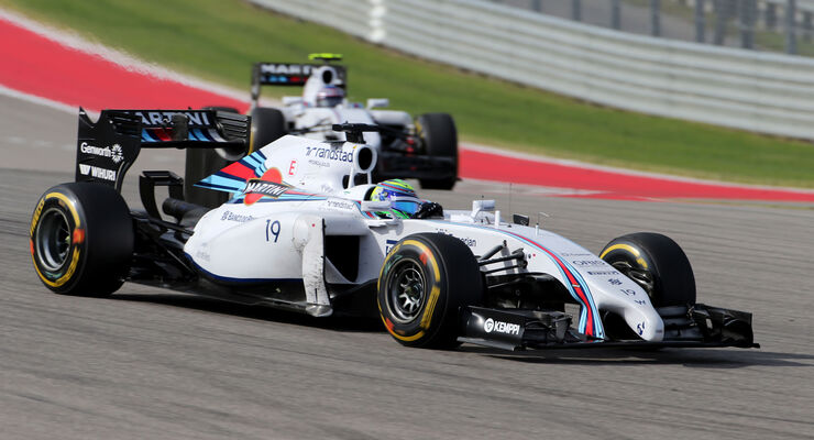 Felipe Massa - GP USA 2014