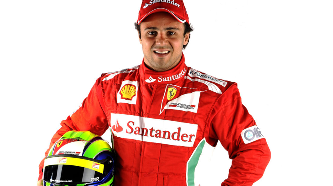 Felipe Massa Porträt 2012