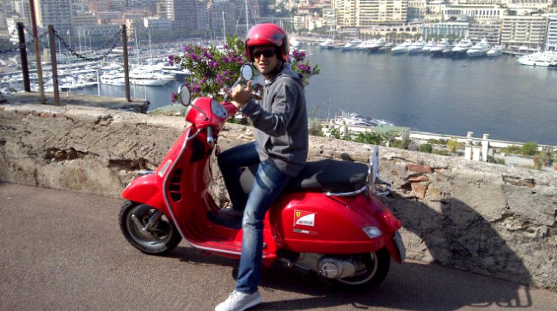 Felipe Massa Roller