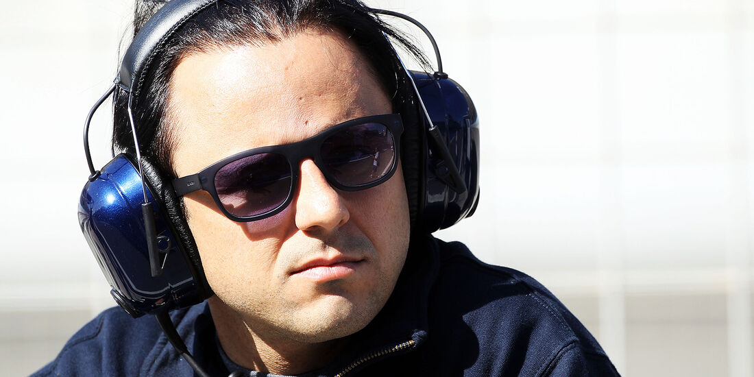 Felipe Massa - Williams - Formel 1 - Bahrain - Test - 21. Februar 2014