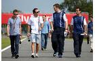 Felipe Massa - Williams - Formel 1 - GP Italien - 4. September 2014