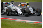 Felipe Massa - Williams - Formel 1 - GP Japan 2016 - Suzuka