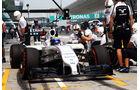 Felipe Massa - Williams - Formel 1 - GP Malaysia - 28. März 2014