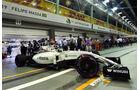 Felipe Massa - Williams - Formel 1 - GP Singapur - 16. September 2016
