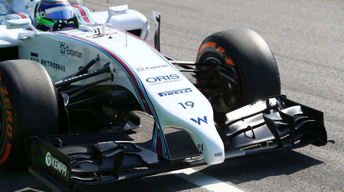 Felipe Massa - Williams - Formel 1 - GP Spanien - Barcelona - 9. Mai 2014