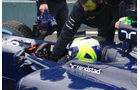 Felipe Massa - Williams - Formel 1 - Jerez - Test - 31. Januar 2014