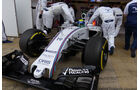 Felipe Massa - Williams - Formel 1-Test - Barcelona - 21. Februar 2015
