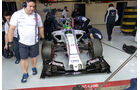 Felipe Massa- Williams. Formel 1-Test - Barcelona - 26. Februar 2015