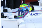 Felipe Massa - Williams - Formel 1-Test - Barcelona - 4. März 2016