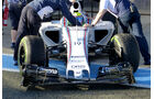 Felipe Massa - Williams - Formel 1-Test - Jerez - 4. Februar 2015