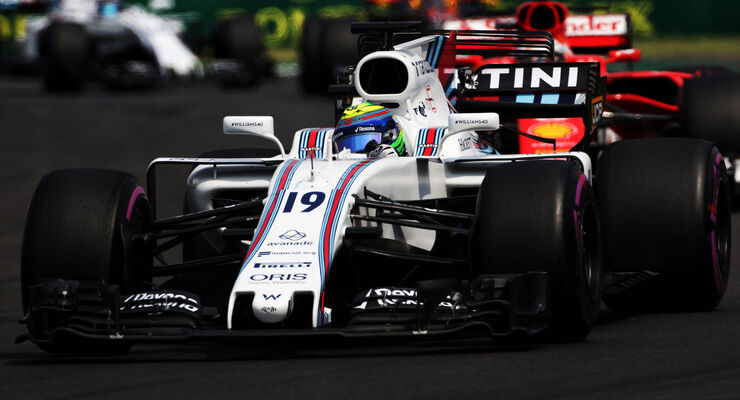 Felipe Massa - Williams - Formel 1