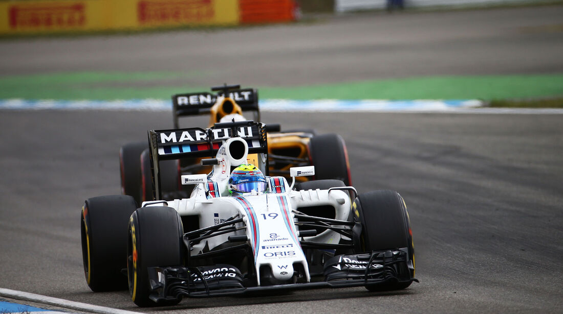 Felipe Massa - Williams - GP Deutschland 2016 - Hockenheim