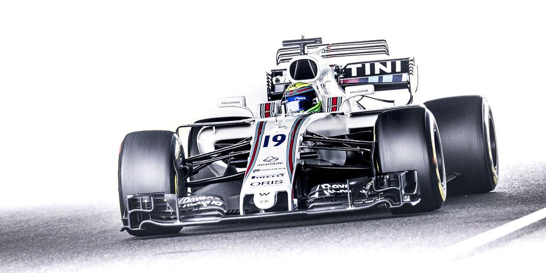 Felipe Massa - Williams - GP Japan 2017