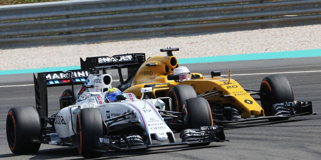 Felipe Massa - Williams - GP Malaysia 2016 - Sepang