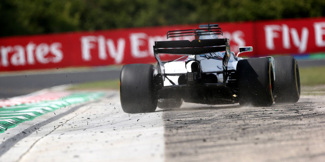 Felipe Massa - Williams - GP Ungarn - Budapest - 28. Juli 2017