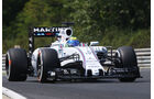 Felipe Massa - Williams - GP Ungarn - Budapest - Qualifying - Samstag - 25.7.2015