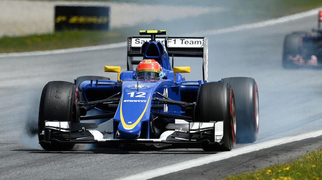Felipe Nasr - GP Österreich 2018